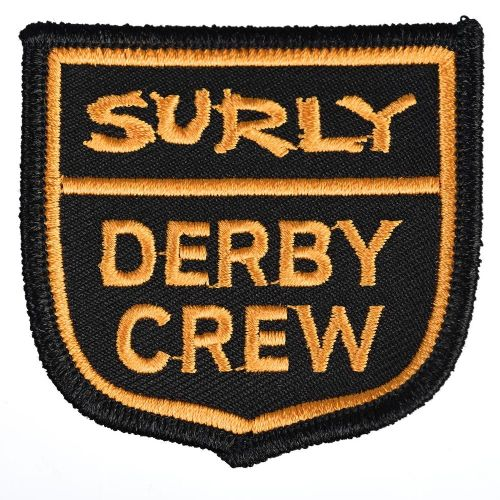 "Surly ""Derby Crew"" Patch"
